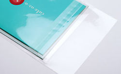 Crystal Clear Archival Bags for Cards