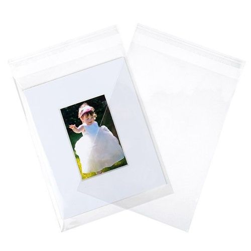 A4 Flap Seal Archival Bags for Prints Master Image