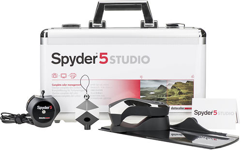 DataColor Spyder5 Studio Master Image