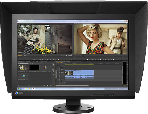 "Eizo ColorEdge CG247X 24"" Monitor Master Image"