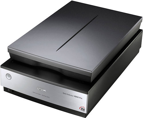 Epson Perfection V850 Scanner Master Image