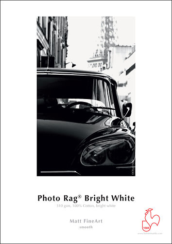 Hahnemühle Photo Rag Bright White 310gsm Master Image