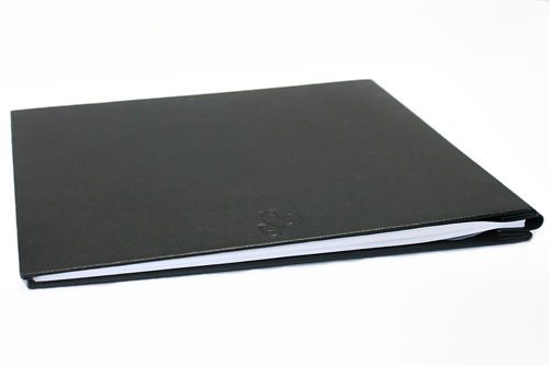Hahnemühle Leather Inkjet A3 Album Master Image