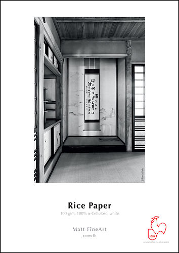 Hahnemühle Rice Paper 100gsm Master Image