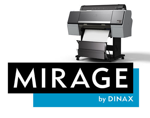 Mirage Professional Print Software for Epson Printers - Master Edition V4 Master Image