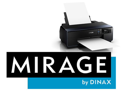 Mirage Professional Print Software for Epson Printers - Small Studio Edition V4 Master Image