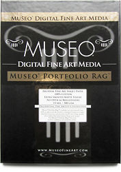 Museo Portfolio Rag 300gsm