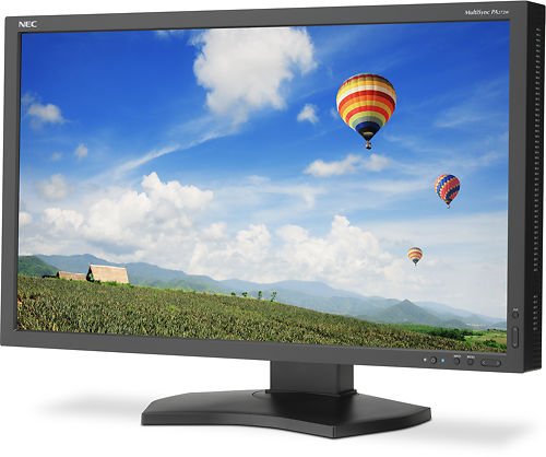 NEC PA272W 27 Inch Monitor Left Side View