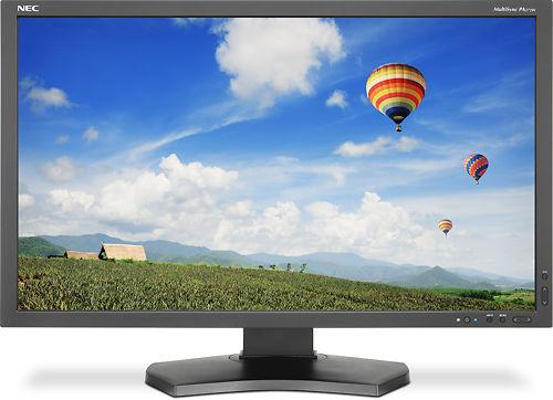 "NEC PA272W 27"" Monitor Passed Pixel Check Master Image"