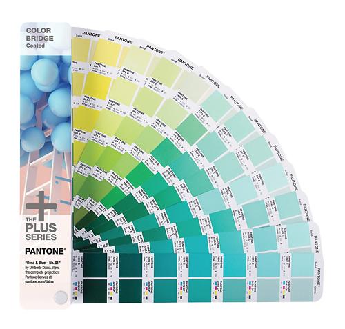 Pantone Color Bridge Coated Master Image