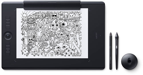 Wacom Intuos Pro Large Paper Edition Upgrade Master Image