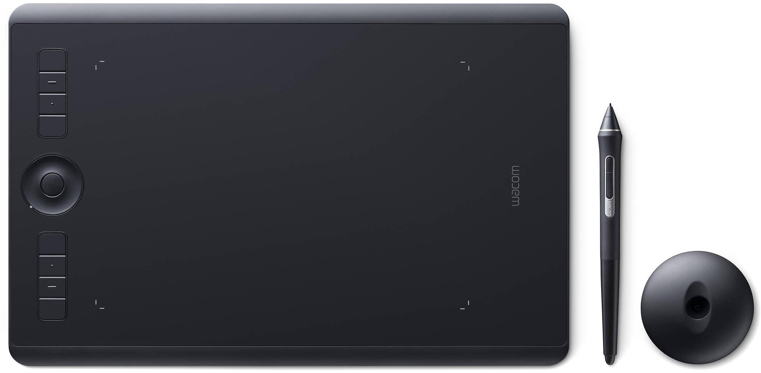 Wacom Intuos Pro Medium Graphics Tablet Master Image