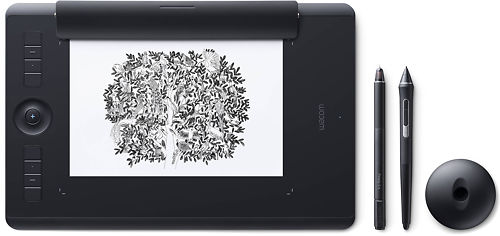 Wacom Intuos Pro Medium Paper Edition Upgrade Master Image