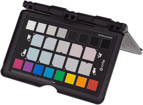X-Rite ColorChecker Passport Master Image
