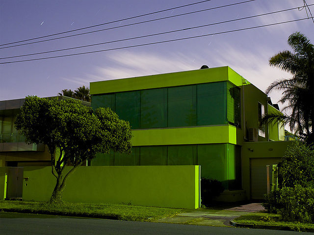 Green House by Bill Lane