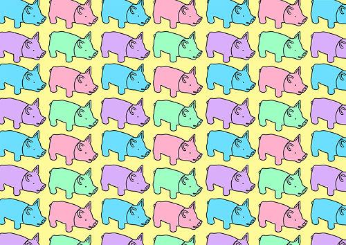 Aleisha Earp -Pigs