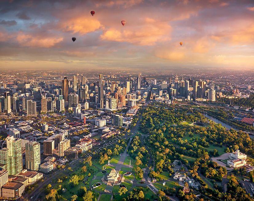 Andrew Griffiths Lensaloft Melbourne Australia