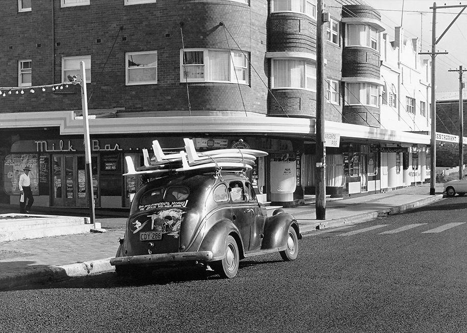 Cronulla Streetscape, 1962