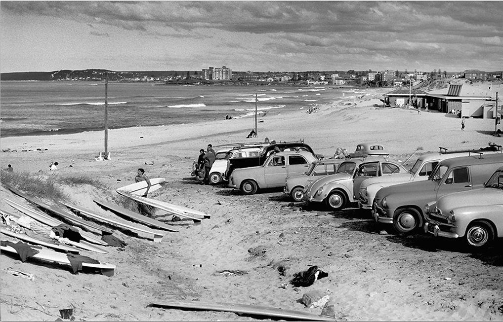 Wanda Carpark, 1962