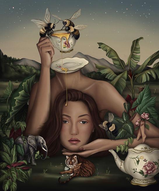 Honey Tiger - Chloe Shao