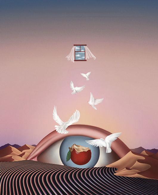 Sore Eye - Chloe Shao