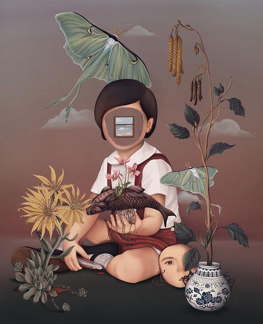 Window Eye - Chloe Shao
