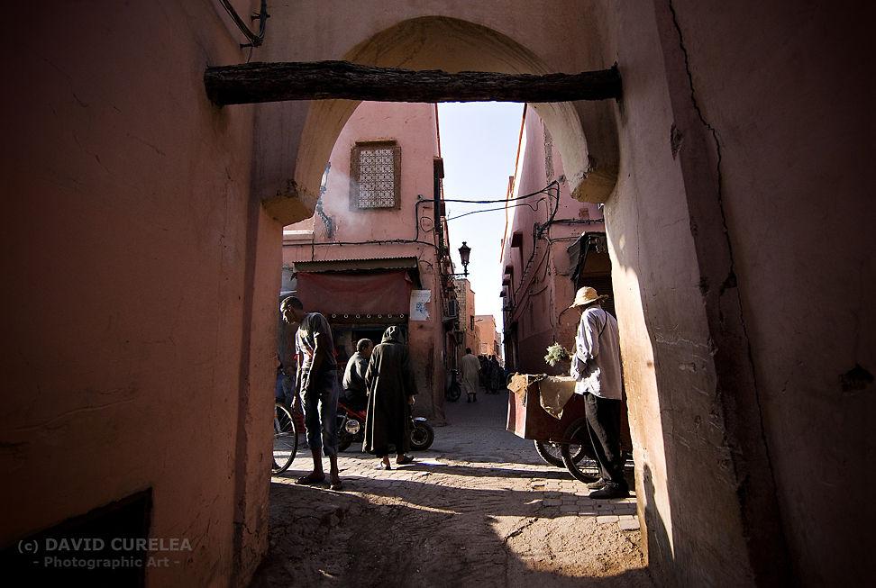 Morocco Street Life
