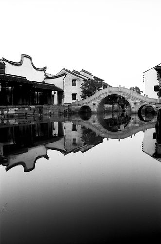 Timeless Reflection from Uneroded by Time China Series