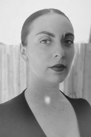 Visual artist Hayley Millar-Baker