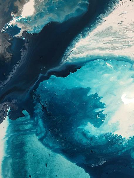 Ocean 3 Print