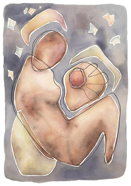 Under a Blanket of Stars - Kara Mandel