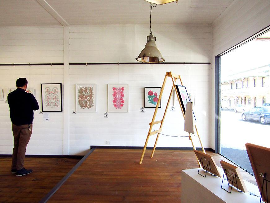 Mai Yazawa - Installation