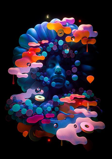 Subconscious Brew - Mark Constantine Inducil
