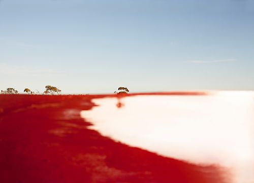 Peta Clancy 'Fissures in Time 2' Framed Inkjet Pigment Print 91cm x 123.98cm 2017