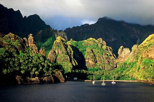 Fatu Hiva Marquesas Islands, 1992