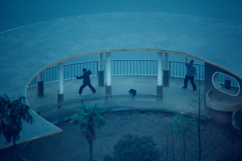 Guilin, China, 1983