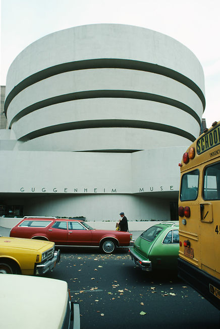 New York, 1983