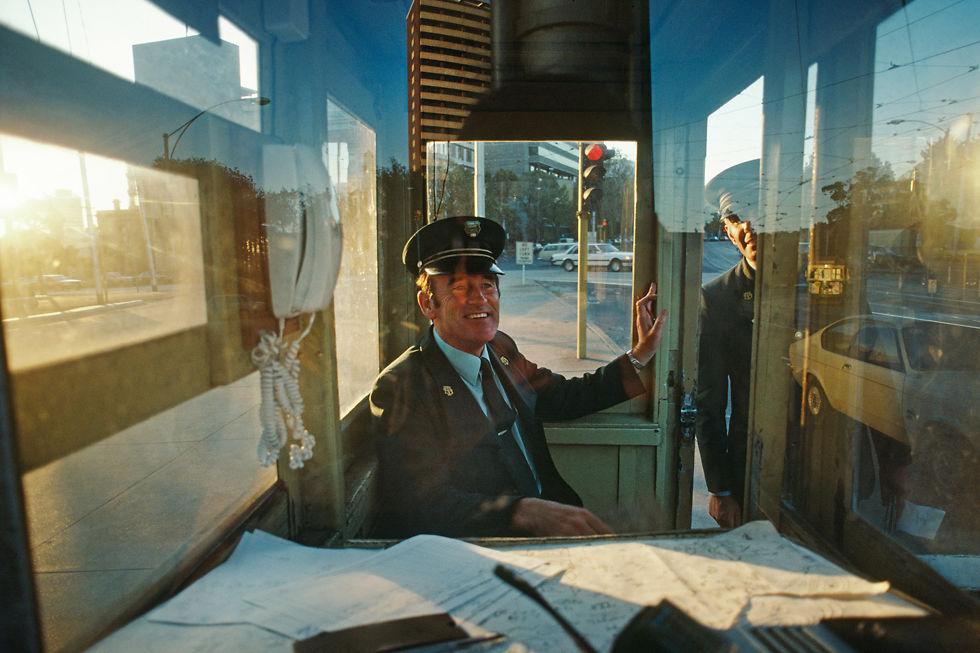 Tram Conductors, 1984