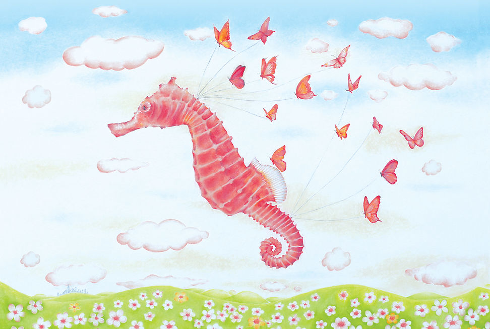 A Seahorses Dream