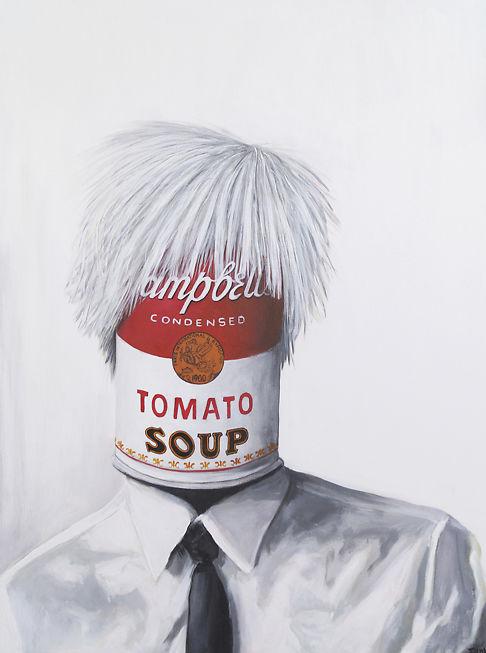 Tank Art - Andy Warhol
