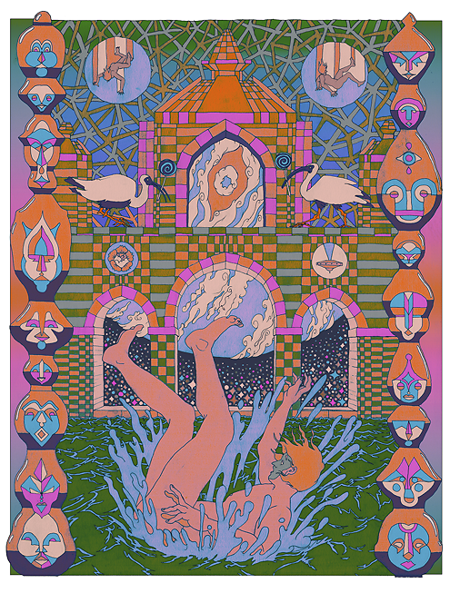 Tim Goschnik - Falling Dream Palace