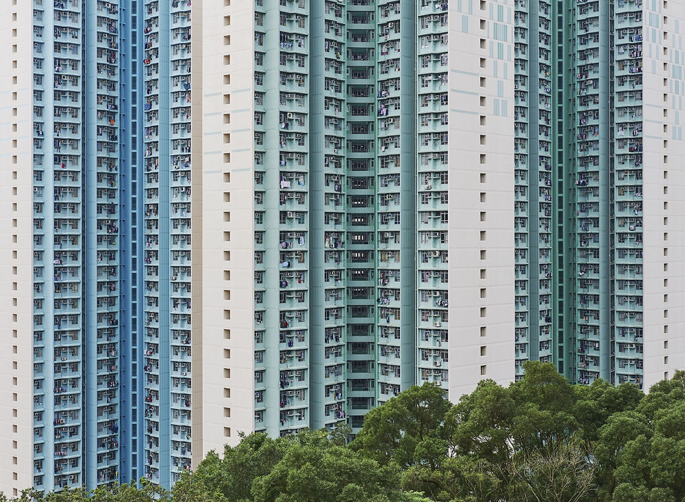 Hong Kong - Accidental Architecture