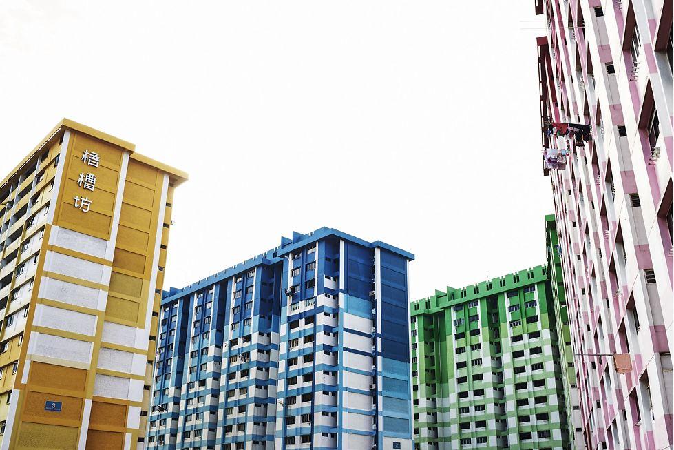 Singapore - Architectural Medium