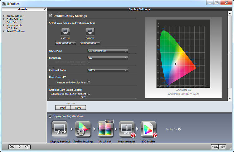Calibrating Monitors Using an i1Display Pro | Image Science
