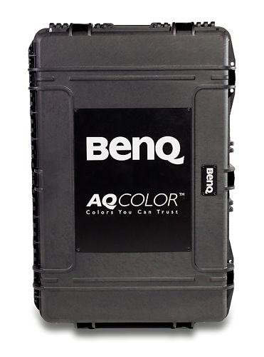 Ben Q Color Accurate On The Go Photographer Monitor Suitcase sx 1 Front Standing resized