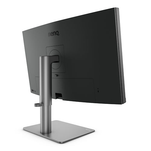 Ben Q PD2720 U 27 Inch Monitor Back 45