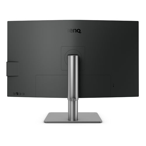 Ben Q 31 5 inch monitor PD3220u back