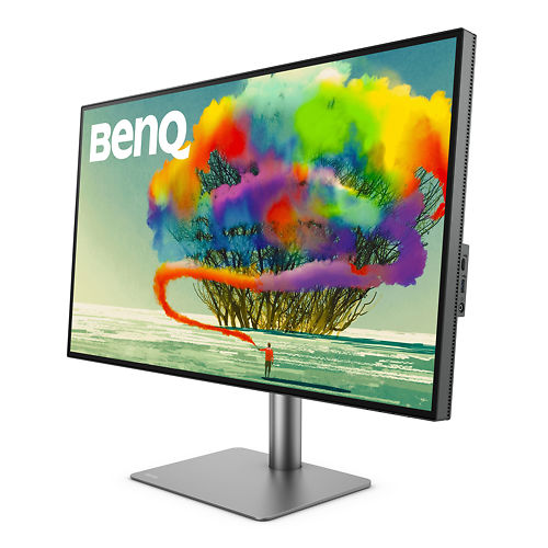 Ben Q 31 5 inch monitor PD3220u special left 45