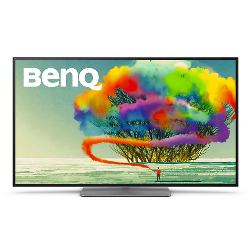 Ben Q 31 5 inch monitor PD3220u front low