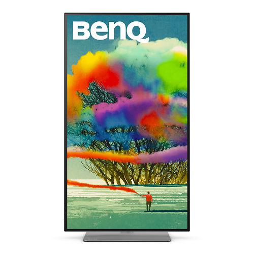 Ben Q 31 5 inch monitor PD3220u front portrait